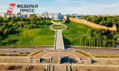 Дмитрий Чернышенко и Глеб Никитин рассказали об итогах подготовки Нижнего Новгорода к 800-летию