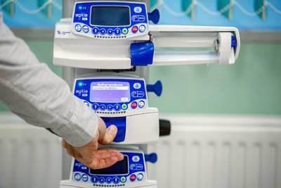 В больницах и поликлиниках Башкирии появилось новое оборудование