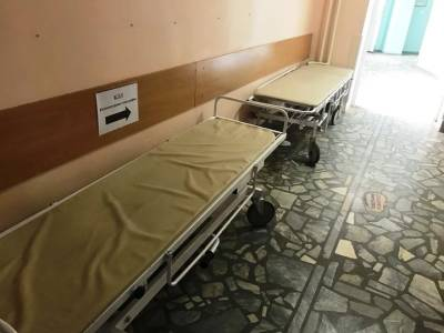 Минздрав Башкирии опроверг информацию об открытии новых COVID-госпиталей в Уфе
