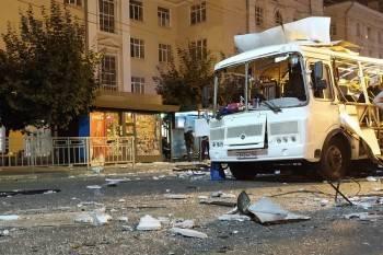"""Слово """"теракт"""" говорить рано: во взорвавшемся автобусе не было газового оборудования"""