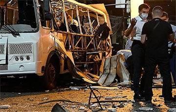 Что известно о взрыве автобуса в Воронеже и какие версии рассматривают власти РФ