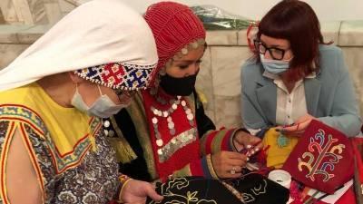 Министр культуры Башкирии возглавила делегацию на мероприятии в Бишкеке
