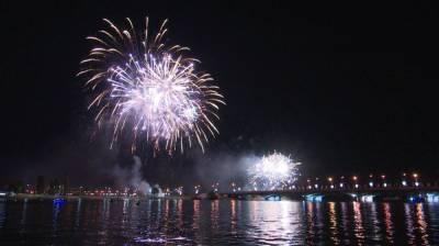 В Воронеже на День города запустят салют за 3 млн рублей