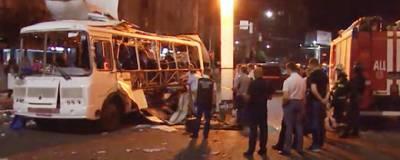 Родным погибших из-за взрыва автобуса в Воронеже выплатят по 1 млн рублей