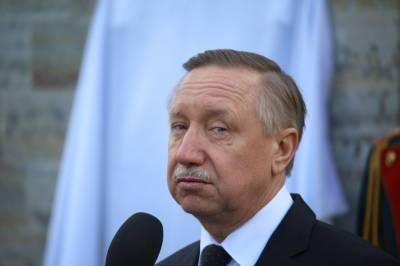 Беглов заявил, что в Петербурге не закончилась третья волна коронавируса
