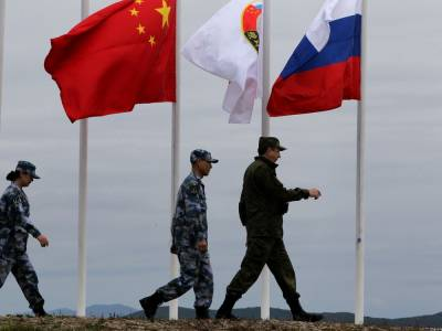Welt: Россия и Китай воплощают силу на совместных учениях