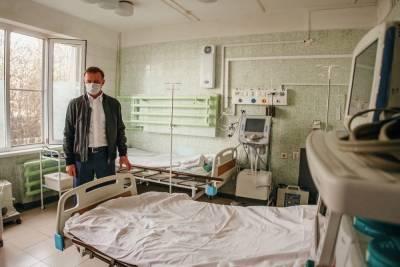 Губернатор Курской области Роман Старовойт сообщил о модернизации здравоохранения на 650 млн рублей
