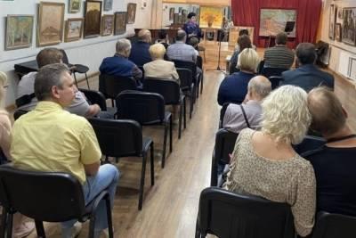 В Смоленске открылась выставка «Приглашение к искусству»