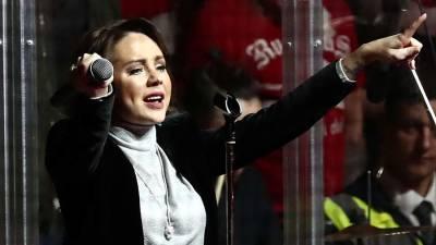 Певица Макsим частично потеряла память после выхода из комы