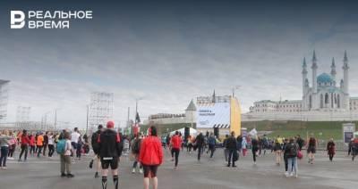 В массовых спортивных мероприятиях в Казани ежегодно участвуют более 140 тыс. человек