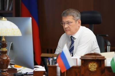 Жители Башкирии обрушились с критикой на Хабирова