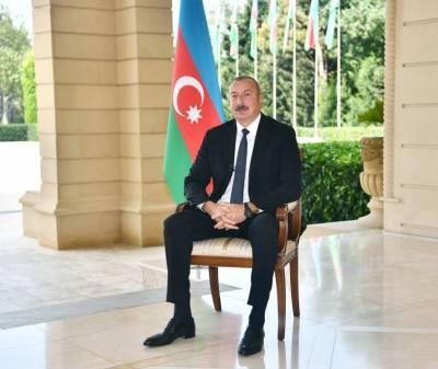 Президент Ильхам Алиев: Азербайджан, начав освободительную войну, освободил свои исторические земли от оккупантов