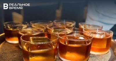 В Татарстане в первом полугодии 2021 года выросло количество острых отравлений алкоголем
