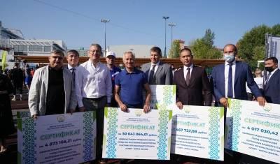 Спортивные школы Башкирии получили более 50 миллионов рублей на покупку оборудования
