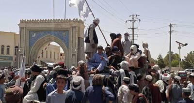 Талибы взяли под контроль все погранпереходы в Афганистане