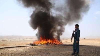 Талибы взяли под контроль все погранпереходы Афганистана и начали захват Кабула