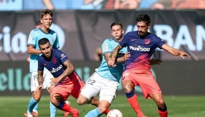 Дубль Корреа помог Атлетико обыграть Сельту