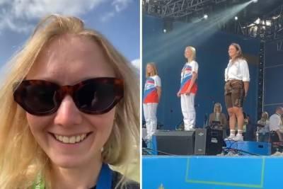 Екатеринбургская парашютистка Ксения Фоминых стала чемпионом мира