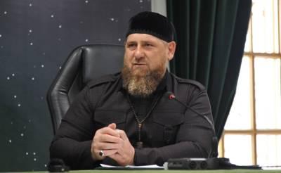 Глава Чечни Рамзан Кадыров выразил соболезнования в связи со смертью муфтия Усмонхона Алимова