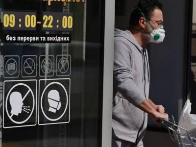 В Украине за сутки COVID-19 заболели чуть более 400 человек