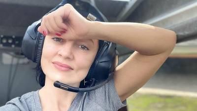 Первая женщина-пилот из Башкирии отправилась в путешествие по России
