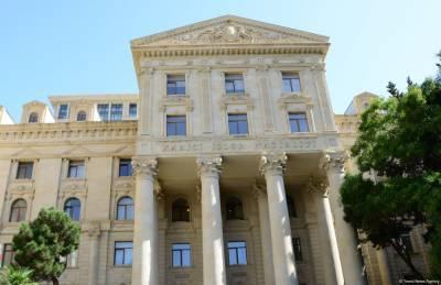В настоящее время в Афганистане нет гражданских лиц Азербайджана - МИД