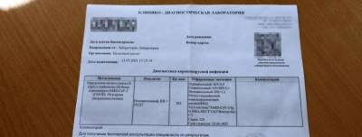 Полицейские задержали нижегородца, продававшего фальшивые ПЦР-тесты