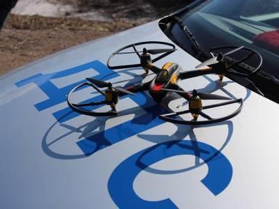 В ряде российских регионов дроны начали фиксировать нарушения ПДД