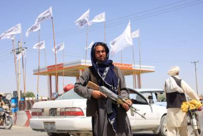 Талибы взяли под охрану внешний периметр посольства РФ в Кабуле
