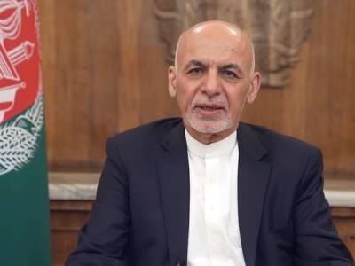 Посольство РФ о «побеге» президента Афганистана: Увез с собой полные машины денег