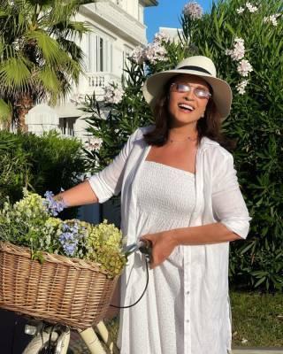 София Ротару в платье-вышиванке похвасталась отдыхом в Италии