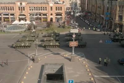 В Киеве на три дня ограничат движение и приостановят работу парковок из-за репетиций парада
