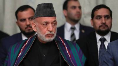 TOLOnews: Хамид Карзай и Абдулла Абдулла ведут переговоры с талибами