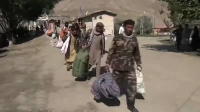 Вести в 20:00. Узбекистан и Таджикистан вынуждены спасать беженцев из Афганистана