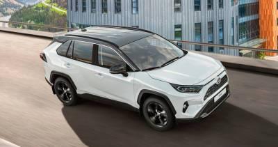 Автомобили Toyota подорожали на рынке России на 3 — 224 тыс. рублей в августе 2021 года