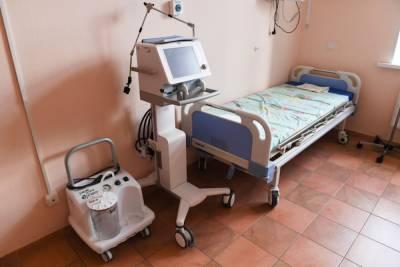 В Петербурге снизилось количество пациентов с пневмонией