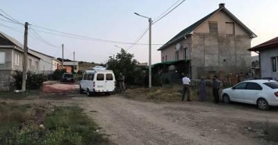 Оккупанты устроили очередной шмон у крымских татар, есть задержанные (ФОТО, ВИДЕО)