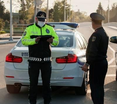 В МВД опровергли утверждения в ряде СМИ о запрете на въезд-выезд из села в Гекчайском районе