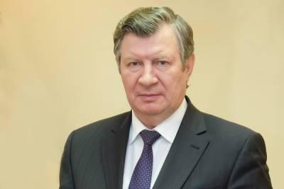 Экс-мэр Курска Николай Овчаров стал Почетным гражданином