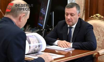 Эксперты рассказали, что принесет Приангарью встреча Кобзева с Путиным