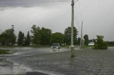 Регионам рекомендовали ограничить строительство в зонах затопления