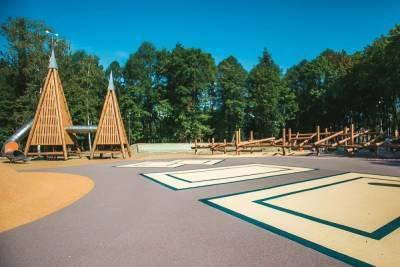 22 августа откроется парк «Швейцария»