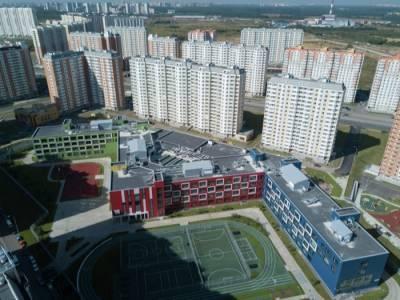 Более 40 домов построили в Некрасовке после открытия метро