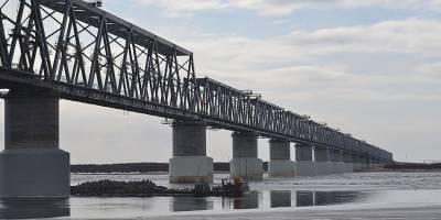 Россия спустя три года после Китая достроила свою часть моста через Амур