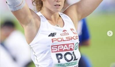 Польская спортсменка выставила на аукцион олимпийское серебро ради спасения ребенка