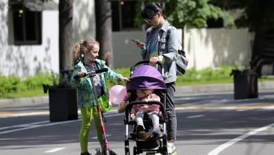 Кабмин направит более 21 млрд рублей на выплаты на детей от трёх до семи лет