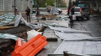 На Вологодчине могут образоваться смерчи, которые принесут серьезные разрушения