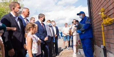 Турчак: Порядка 150 тысяч домов в Пермском крае будут подключены к газу по программе социальной газификации