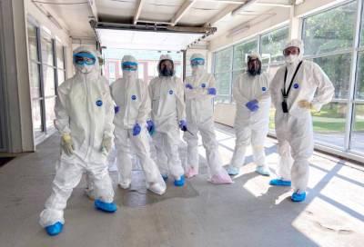 Центр имени Алмазова в Петербурге прекратит прием пациентов с коронавирусом