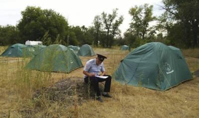 СПЧ пожаловался в прокуратуру на разгон палаточного лагеря экоактивистов под Волгоградом